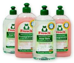 Free Frosch Dishwashing Liquid (Apply, Mom Ambassadors)