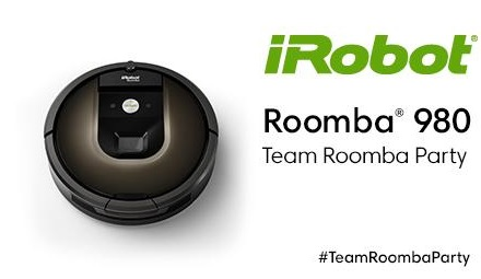 Free Team Roomba Party Pack (Apply)