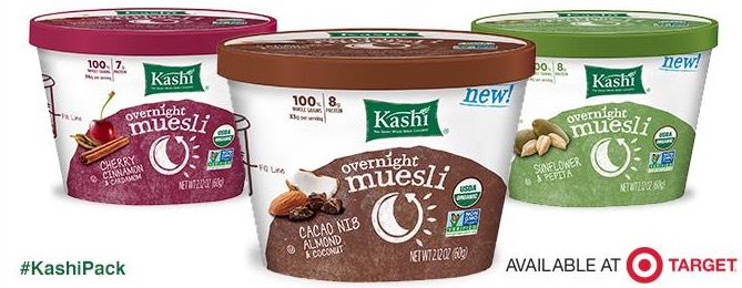 Free Chatterbox for Kashi Overnight Muesli Pack (Apply)