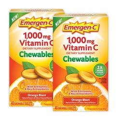 Free Emergen-C Chewables (Apply, Mom Ambassadors)