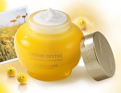 Free Divine Anti-Aging Skin Cream at L'Occitane