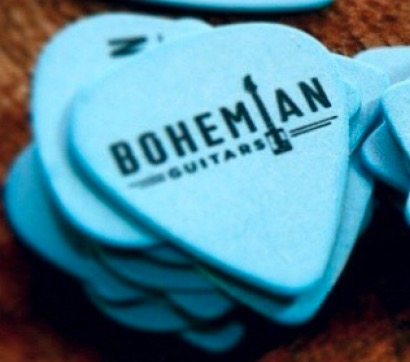 Free Boho Guitar Picks
