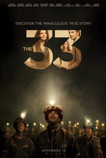 Free The 33 Movie Screening Tickets (Select Cities)
