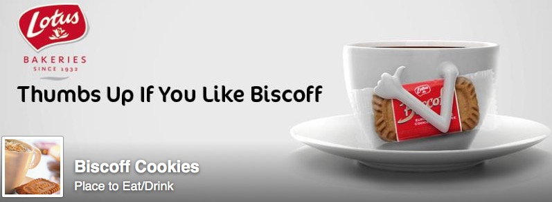 FREE Package of Biscoff Cookies