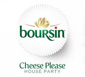 Free Boursin Cheese Please House Party Pack (Apply)