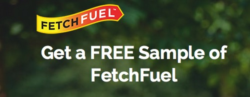 Free FetchFuel Sample for Dogs