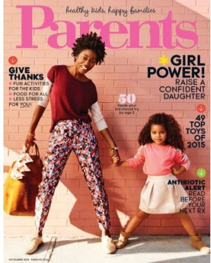 Free Subscription to Parents Magazine