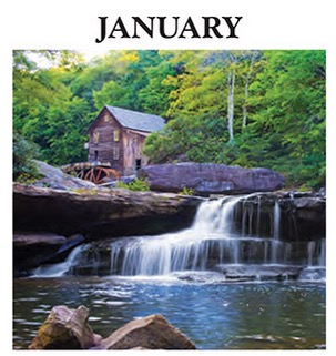 Free 2016 Wellness Wall Calendar