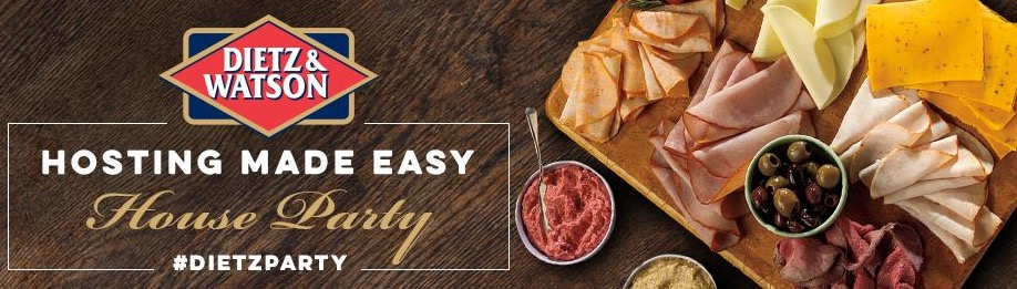 Free  Dietz & Watson Hosting Made Easy House Party Pack