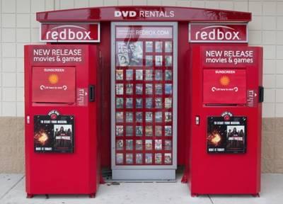Free Redbox Blu-Ray, DVD or Game Rental