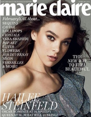 Free Subscription to Marie Claire