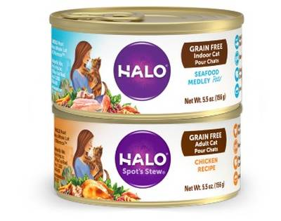 Halo Cat Food Canada