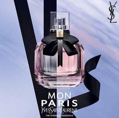Free Yves Saint Laurent Mon Paris Fragrance Sample