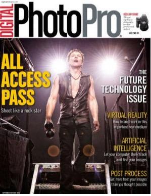 Free Subscription to Digital Photo Pro Magazine