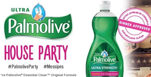 Free Palmolive House Party Pack (Apply)