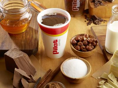 Free Coffee for Moms at Pilot Flying J Travel Centers (5/11-13)