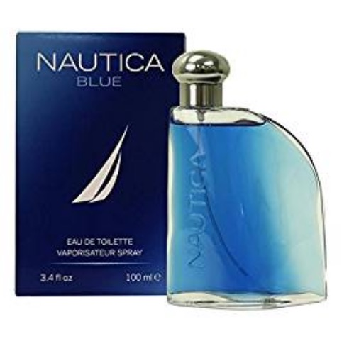 Free Sample of Nautica Blue Fragrance for Men (Text)