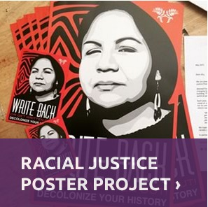 Free Racial Justice Poster