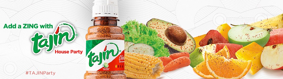 Free Add a Zing With TAJIN House Party Pack (Apply)