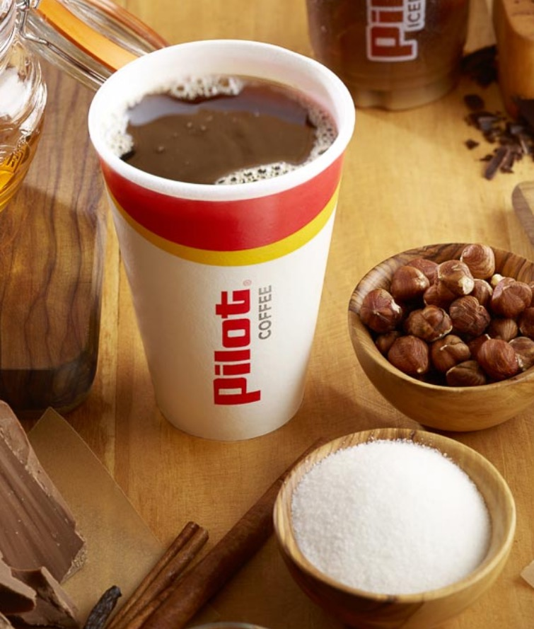 pilot travel centers coffee coupon