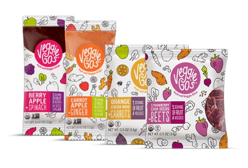 Free Veggie-Go's Fruit & Veggie Snacks (Apply, Mom Ambassadors)