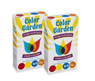 Free Color Garden Food Colors Apply Mom Ambassadors
