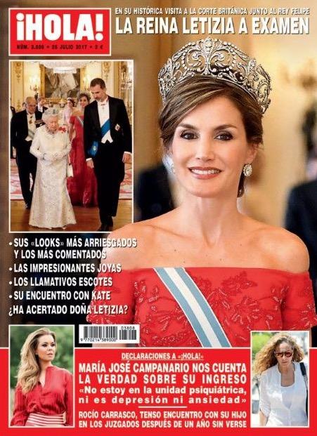 Free Print Subscription to ¡HOLA! Magazine