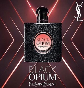 Free Yves Saint Laurent Black Opium Fragrance Sample