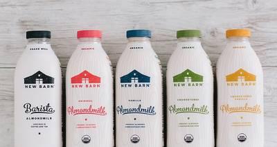 Free New Barn Organic Unsweetened Almondmilk (Apply, Mom Ambassadors)