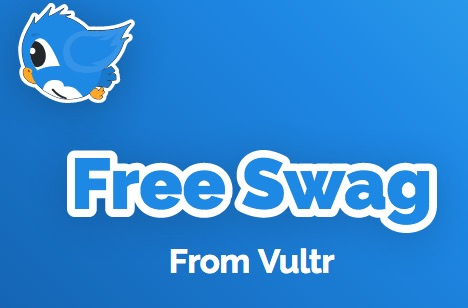 Free Vultr Stickers