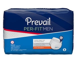 Free Prevail's Per-Fit Underwear Sample