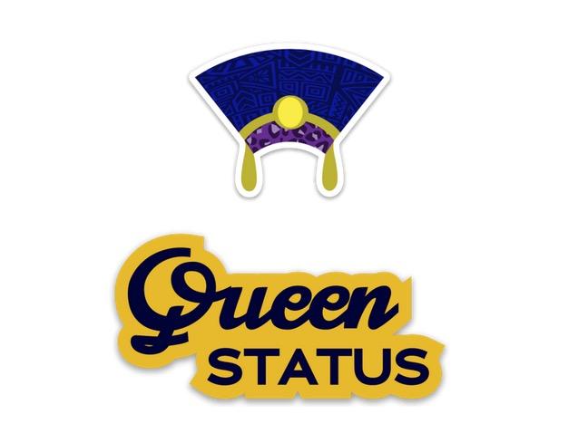 Free Olori Queen Status Sticker