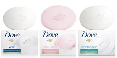 Free Dove Beauty Bar Chatterbox Kit (Apply)