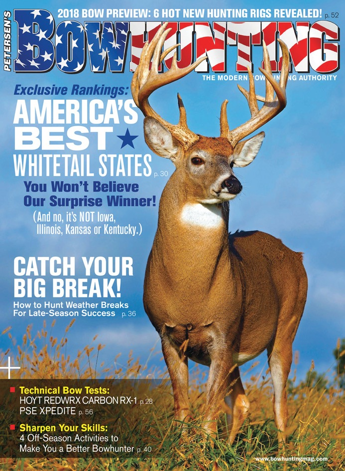 Free Subscription to Bowhunting World, Predator Xtreme, and Whitetail Journal
