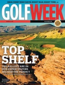 Free Print Subscription to Golfweek Magazine