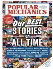 Free Subscription to Popular Mechanics Magazine