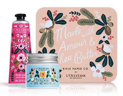 Free L'Occitane Shea Butter Amour Gift Set (in-store)