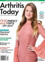 Free Print Subscription to Arthritis Today Magazine