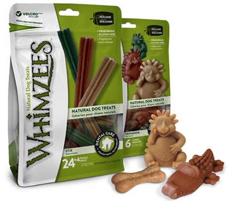 Free Whimzees Dog Treats Sample