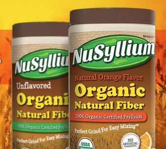 Free NuSyllium Organic Natural Fiber Sample