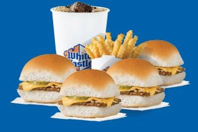 FREE Combo at White Castle