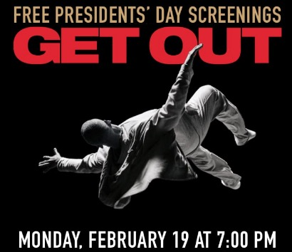 Free Tickets to See Get Out Movie #GetOutOneYearLater