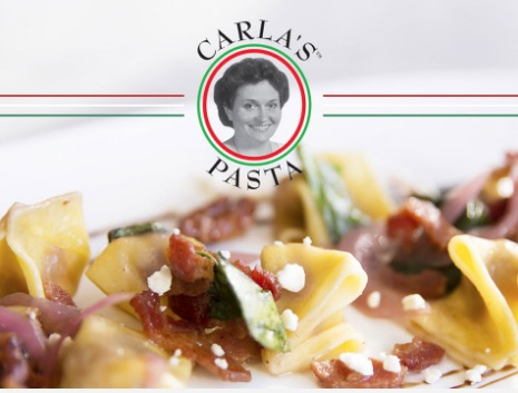 Free Samples of Carla's Pasta Ravioli Products