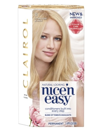 Free Full-Sized Boxes of Clairol Nice 'N Easy Permanent Hair Dye