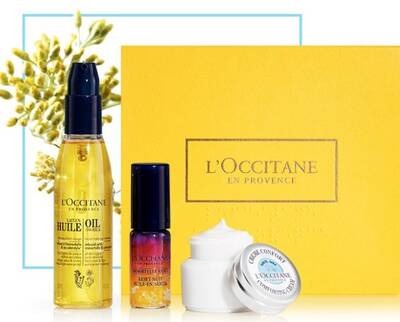 Free L'Occitane Beauty Gift Set (In-Store, $21 Value)
