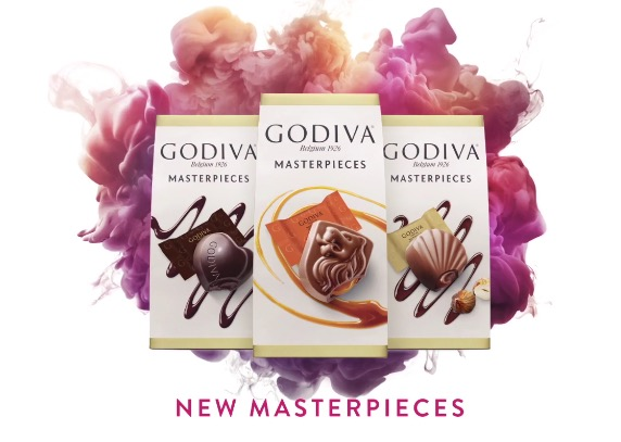 Free GODIVA Masterpieces Chocolate Bar at Martins Foods, Giant Food, and Stop & Shop Stores