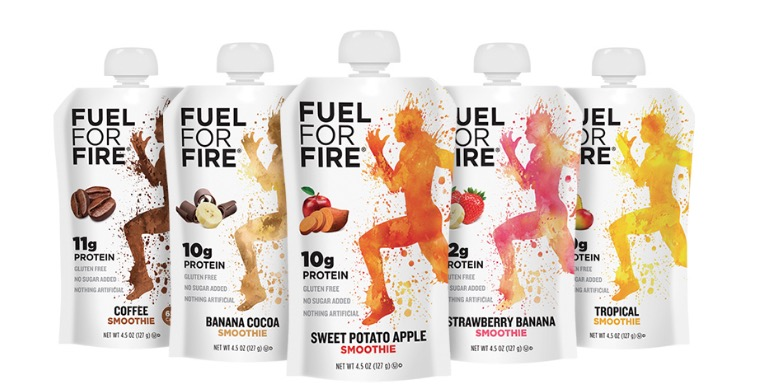Free Fuel for Fire Fruit + Protein Smoothie (Apply, Mom Ambassadors)