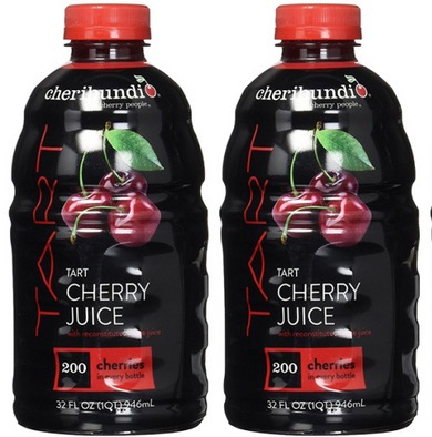 Free Cheribundi Tart Cherry Juice at Stop & Shop, Giant Food, and Martins Foods Stores (32 Ounce)