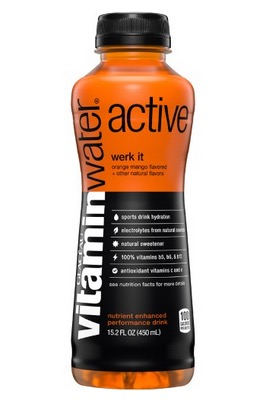Free Bottle of VitaminWater Active at Giant Eagle