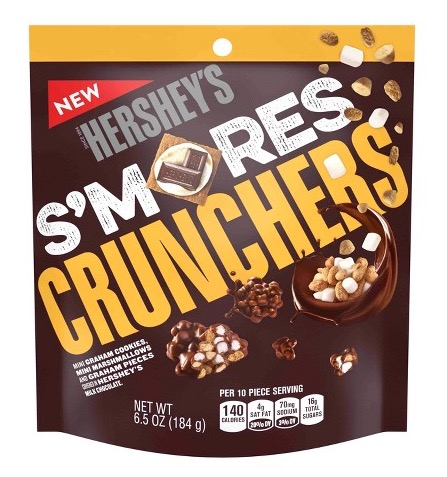 Free Hershey's Crunchers at Shoppers, Hornbachers, Shop 'N Save, and Cub Stores